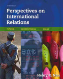Perspectives on International Relations / International Relations in Perspective