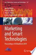 """Marketing and Smart Technologies: Proceedings of ICMarkTech 2019"" by Álvaro Rocha, José Luís Reis, Marc K. Peter, Zorica Bogdanović"