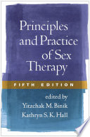 Principles and Practice of Sex Therapy  Fifth Edition