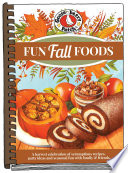 Fun Fall Foods Book PDF