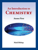 An Introduction to Chemistry   Atoms First WebAssign Bundle Book
