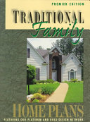 Traditional Family Home Plans
