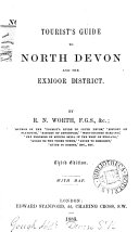 Tourist s guide to North Devon and the Exmoor district