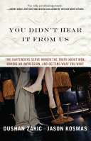 You Didn't Hear It From Us Pdf/ePub eBook