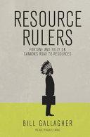 Resource Rulers