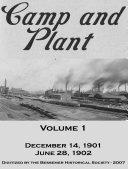 Camp and Plant vol 1 rev 5-1-08