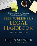 Self-Publisher's Legal Handbook, Second Edition