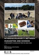 Interdisciplinarity Between Humanities and Science