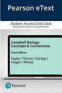 Pearson Etext Campbell Biology Access Card Book PDF