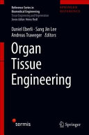 Organ Tissue Engineering Book