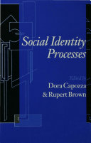 Pdf Social Identity Processes