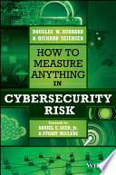 How To Measure Anything In Cybersecurity Risk PDF