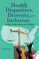 Health Disparities Diversity And Inclusion