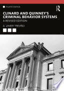 Clinard and Quinney's Criminal Behavior Systems