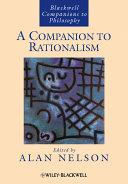 A Companion to Rationalism