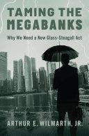 Taming the Megabanks [Pdf/ePub] eBook