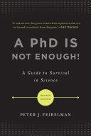 A PhD Is Not Enough! [Pdf/ePub] eBook