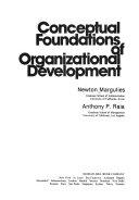 Conceptual foundations of organizational development