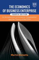 The Economics of Business Enterprise