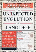 Pdf The Unexpected Evolution of Language