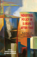 Pdf Industrial Policy in Europe after 1945 Telecharger