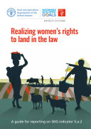 Realizing women s rights to land in the law