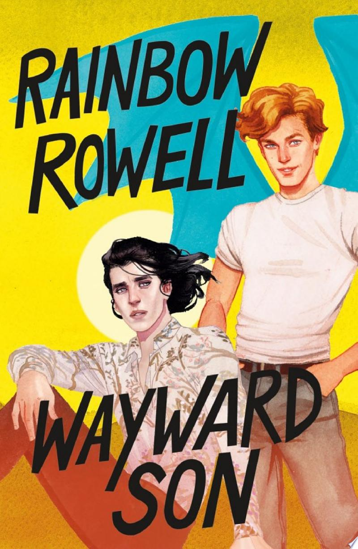 Wayward Son banner backdrop