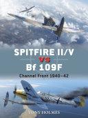 Spitfire II V vs Bf 109F