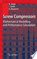 Screw Compressors Book