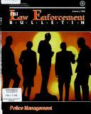 Federal Bureau Of Investigation Law Enforcement Bulletin Book PDF