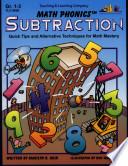 Math Phonics Subtraction Enhanced Ebook