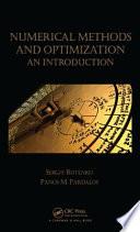 Numerical Methods and Optimization