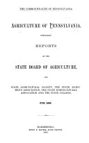 Pdf Agriculture of Pennsylvania