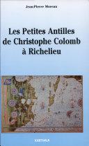 Pdf Les Petites Antilles de Christophe Colomb à Richelieu Telecharger