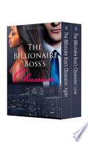 Boxed Set  The Billionaire Boss s Obsession 2   3  BWWM Interracial Romance Short Stories