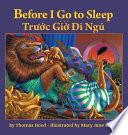 Before I Go to Sleep / Truoc Gio Di Ngu