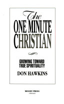 The One Minute Christian Book