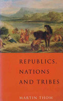 Republics  Nations  and Tribes