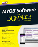 Cover of MYOB Software for Dummies
