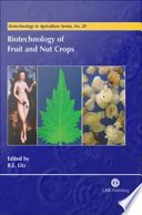 Biotechnology of Fruit and Nut Crops Book