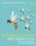 Business Driven Information Systems  3rd Edition