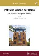 Politiche urbane per Roma