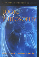 Logic and Philosophy Book