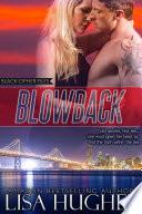 Blowback  A Black Cipher Files Thriller  Book