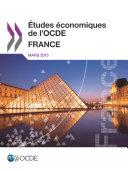 Pdf Études économiques de l'OCDE : France 2015 Telecharger