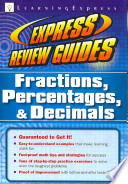 Fractions, Percentages & Decimals