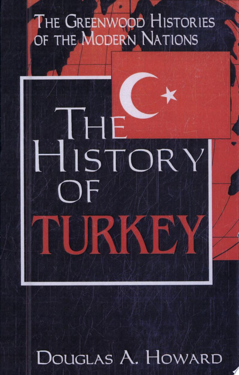 The History of Turkey banner backdrop