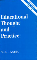 Educational Thought And Practice