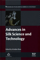Advances in Silk Science and Technology Book
