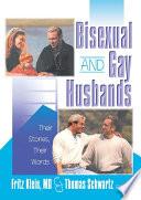 Bisexual And Gay Husbands Book PDF